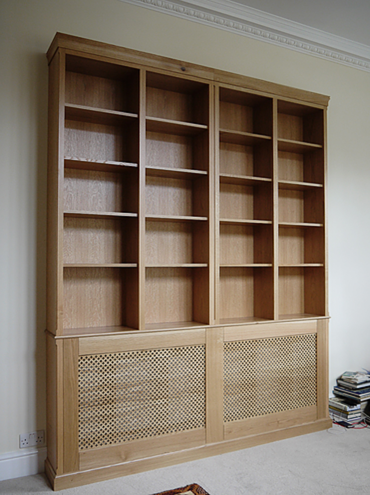 JMW furniture library