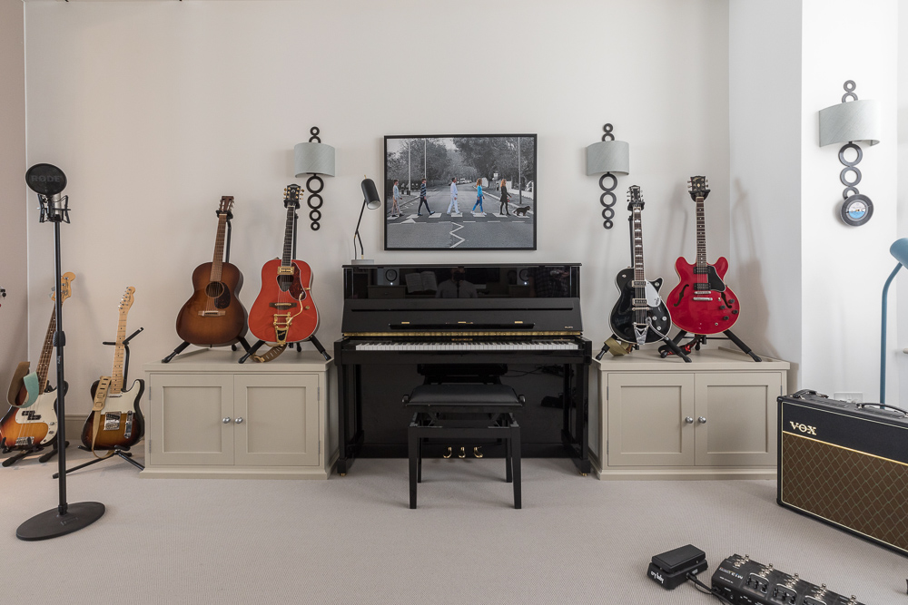 fitted music studio jmw furniture