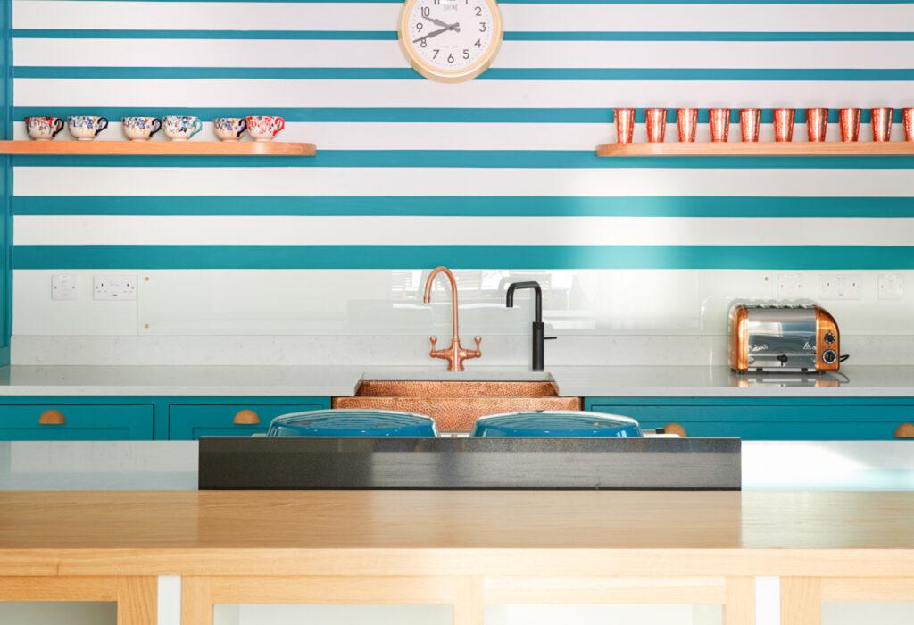 colourful kitchen design by jmw furniture-2